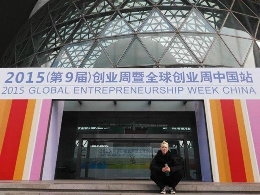 global entreprenör