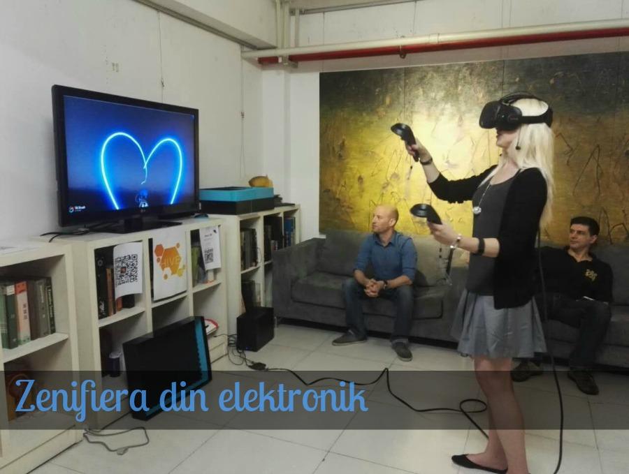 VR - zen