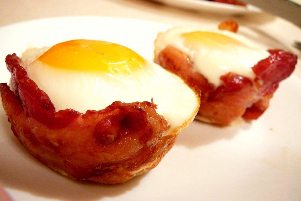 bacon-eggs