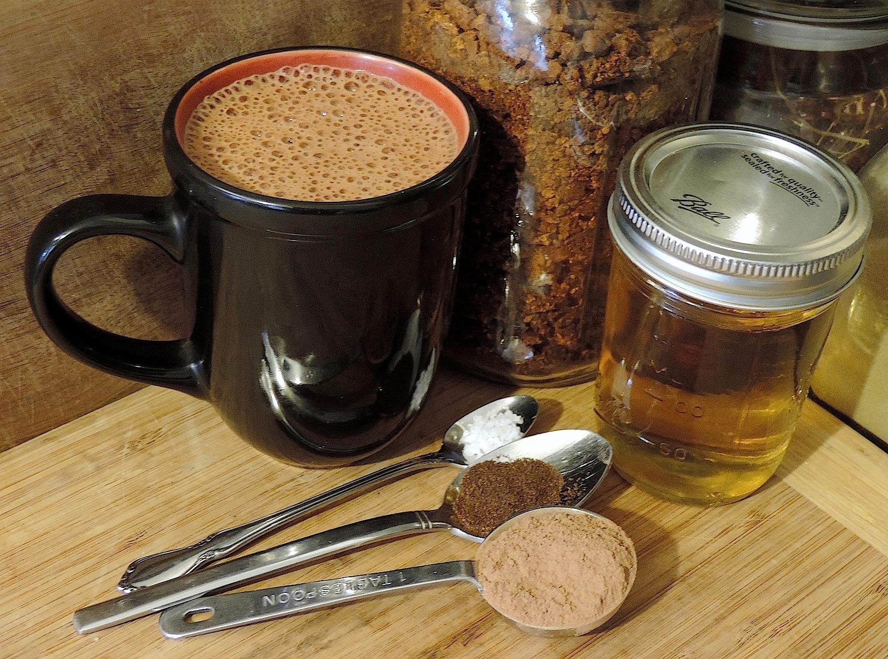 koffeinfria ketodrinkar