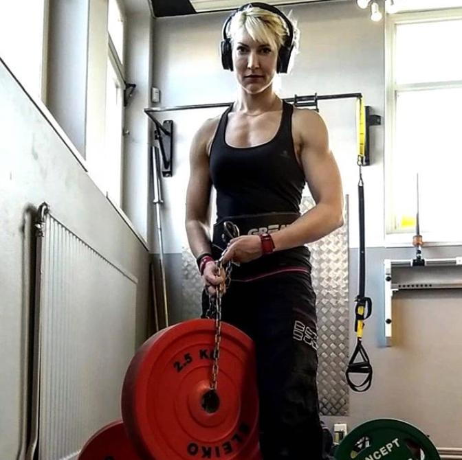 träning med vikter