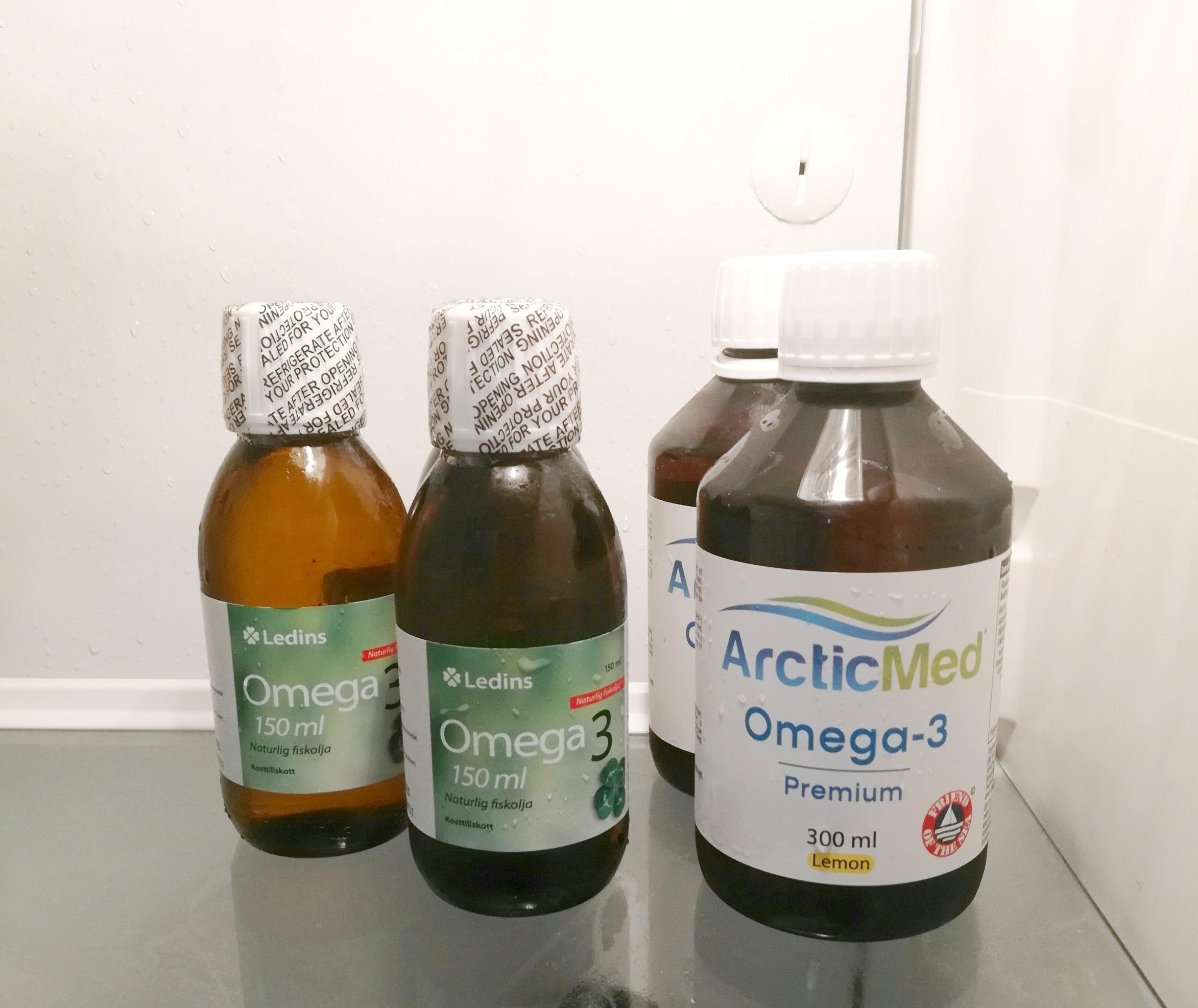 flytande omega 3
