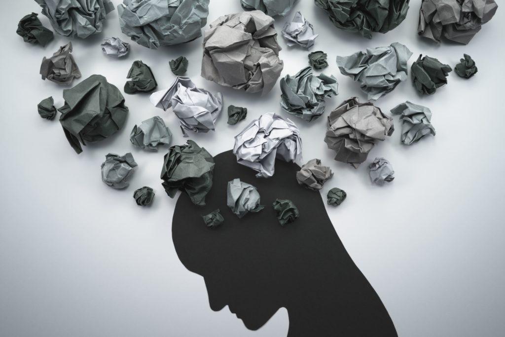 negativt självprat